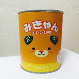 みきゃんパンの缶詰