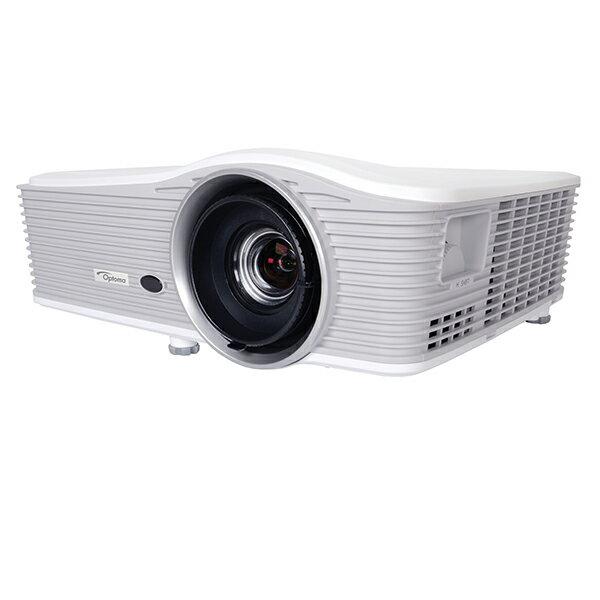 【WUXGA 6000lm】Optoma オプトマ DLP プロジェクター WU515T(解像度1920x1200/1.8倍ズーム/上下左右レンズシフト/HDBaseT機能搭載)