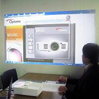 Optoma短焦点フルHD・3D対応DLPプロジェクターGT1080