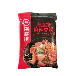 海底撈麻辣香鍋調料 鍋の素 220g