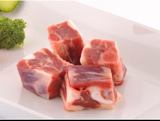 小排骨 あばら肉 生 スペアリブ 豚肉の切り身 味付けなし 冷凍食品 1000g