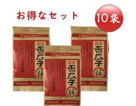 洽洽香瓜子 【10袋セット】 食用 ひまわりの種 260g×10