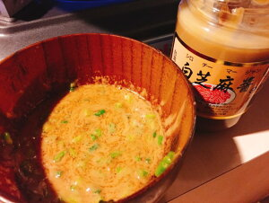 台湾名物 白芝麻醤 290g ねりごま、中華調味料