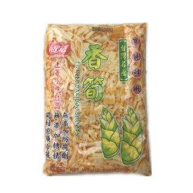 台湾産 龍宏香筍(味付穂先たけのこ細切)600g