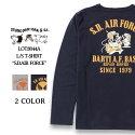 ステュディオダルチザン,長袖Tシャツ,ダルチロンT,プリントロンT,8044A