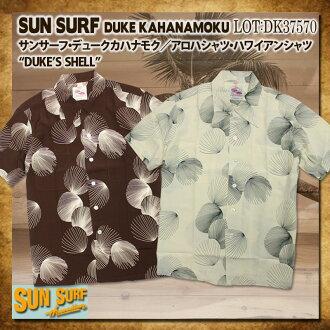 """太阳冲浪·deyukukahanamoku SUNSURF DUKE KAHANAMOKU SPECIAL EDITION""""DUKE'S SHELL""""[EARLY 1950s]人[DK37570][2017年龄]"""