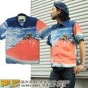 54890a28 [SS37917] men's for sun surf X Hokusai special edition SUNSURF X HOKUSAI  SPECIAL EDITION
