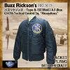 """位类型 B-15 C 修改空军蓝""""蚊子""""嗡嗡 Ricson 飞行夹克 [BR13619] 位 Buzz Ricson B 型-15 C (Mod)。 F.......蓝""""蚊子"""""""