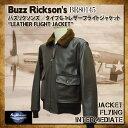 バズリクソンズ タイプG-1 U.S. ARMY AIR FORCE Buzz Rickson's レザーフライトジャケット [BR80145] バズリクソンズ Buzz Rickson's …