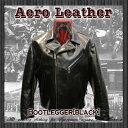 エアロレザー AERO LEATHER レザージャケット 革ジャン 革 メンズ ブートレガー Bootlegger Heavy Front Quarter Horsehide [送料無料]