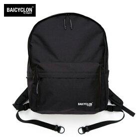 BAICYCLON by bagjack / BCL-01 - Black バイシクロンバイバッグジャック デイパック ブラック