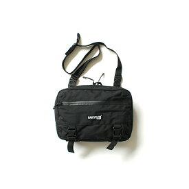 BAICYCLON by bagjack / BCL-04 - Black バイシクロンバイバッグジャック ミニショルダーバッグ ブラック