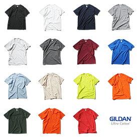 送料無料 レディース メンズ 男女兼用 おしゃれ トップス 大きいサイズ カジュアル GILDAN / 2300 6.0oz Ultra Cotton Short Sleeve Pocket T-Shirt ギルダン ウルトラコットン半袖ポケットTシャツ - 全15色
