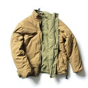 SBB / Reversible Lite Jacket - Olive/Tan リバーシブルライトジャケット オリーブ/タン