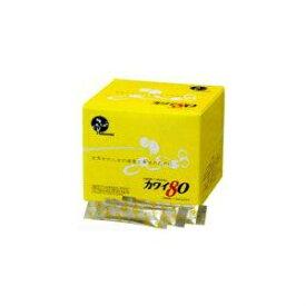 カワイ80(1g×100包) 乳酸球菌 乳酸菌 カワイ株 健康食品 腸内細菌 難消化性デキストリン 疲労 健康 妊婦 子供 腸内環境