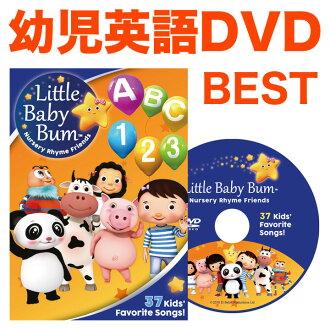 幼儿英语 DVD 小宝贝流浪汉 37 Kids'Favorite 歌曲 ! 孩子们的英语教学婴儿儿童小学拼音益智玩具婴儿 0 年龄 1 岁 2 岁 3 年 4 年 5 年 6 年 7 年玩具女孩男孩英语