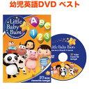 幼児英語 DVD Little Baby Bum 37 Kids' Favorite Songs! 【正規販売店】 リトルベイビーバム 英語教材 幼児 子供 英…