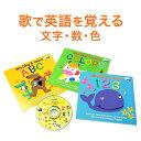 絵本 セット CD 歌でおぼえる!はじめての英語レッスン CDと絵本3冊のセット 歌詞カード付 英語 幼児 本 音 フォニッ…
