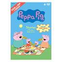 Peppa Pig Stories 〜Picnic〜 ピクニック ほか DVD ペッパピッグ アニメ 1話約5分が13話収録 幼児 子供 英語教材 英…