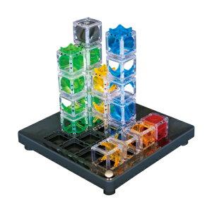 ブロック 立体パズル ThinkFun Gravity Maze 【正規輸入品】 シンクファン グラビティメイズ 知育 立体迷路 思考力 ゲーム 知育玩具 おもちゃ ボードゲーム 子供 4歳 5歳 6歳 7歳 高学年 ブロック パ