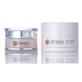Direia 美容クリーム 上質、潤い透明感ある肌 ビタミンC誘導体 美白ディレイア Stem Amperity The Cream ステムアンペリティザクリーム 30g ヒト幹細胞培養液 送料無料