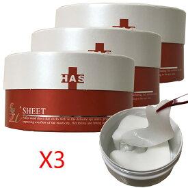 Spa Treatment正規品 HAS Aging-care Seriesスパトリートメント エイジングケア ストレッチiシート 60枚入りX3BOX 送料無料