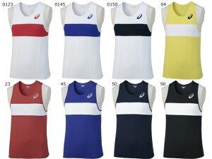 asics/アシックス陸上メンズ/ジュニアランニングシャツ(XT1039)