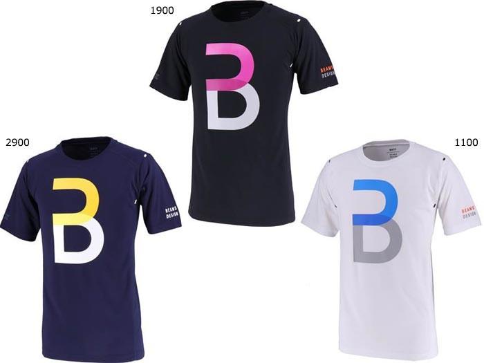 BEAMS DESIGNがプロデュースしたゼットの限定Tシャツ(BOT392T1)