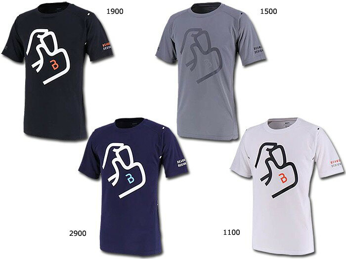 BEAMS DESIGNがプロデュースしたゼットの限定Tシャツ(BOT392T2)