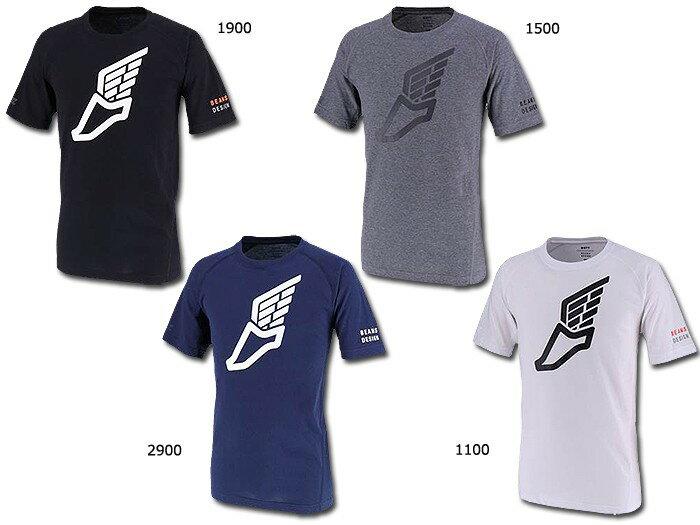 BEAMS DESIGNがプロデュースしたゼットの限定Tシャツ(BOT392T5)