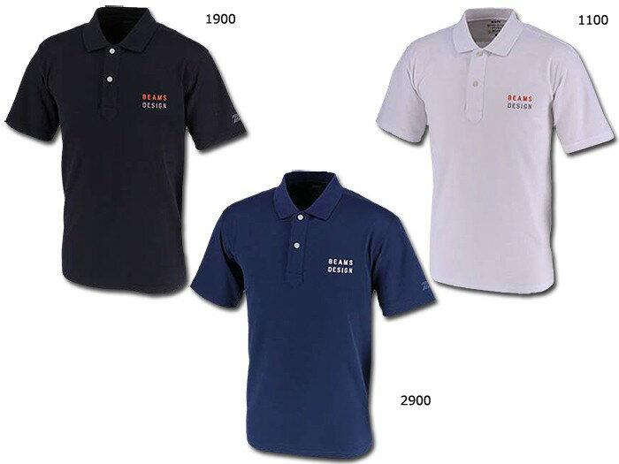 BEAMS DESIGNがプロデュースしたゼットの限定ポロシャツ(BOT393P)