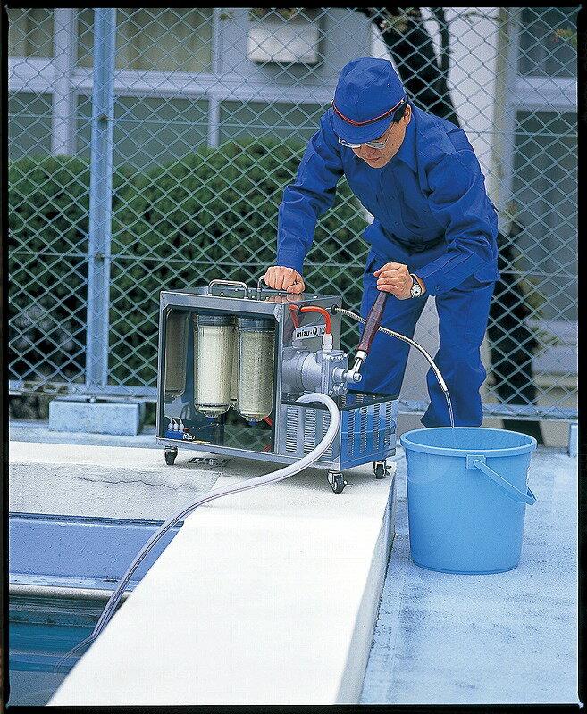 手動式浄水器 <mizu-Q1000>