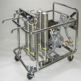 災害用浄水器 TFM-2型