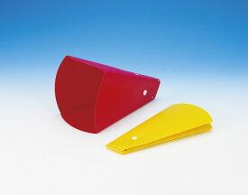 折りたたみ式メガホン〈スマートホーン〉(赤)