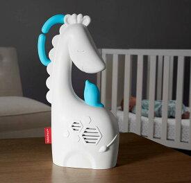 フィッシャープライス ポータブル・おやすみキリンさん リラックスメロディ・サウンド FGG90音量調節付き おねんね おひるね 睡眠 玩具 知育