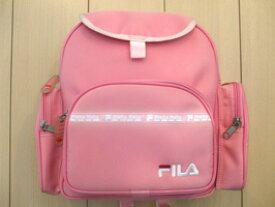 【送料無料】FILA(フィラ)リュック(ピンク)子供リュック リュックサック キッズ