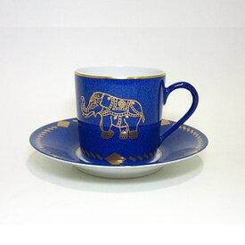 アビランド・クリヨンブルー コーヒーC/S