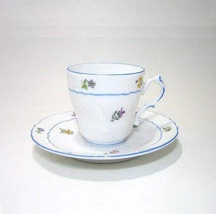 リチャードジノリ 【ベッキオ・フィオーリー】  コーヒーC/S 120cc