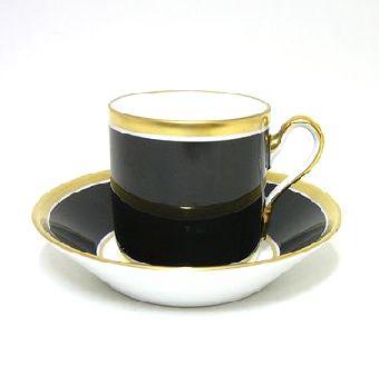リチャードジノリ 【インペロブラック】  コーヒーC/S 120cc