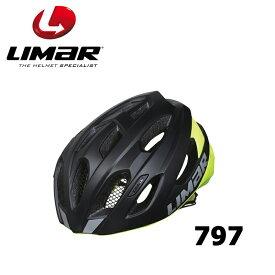 LIMAR(リマール) 797 カラー:マットブラックリフレクティブ サイズ:M