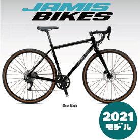 【2021年モデル】JAMIS(ジェイミス) RENEGADE S3(レネゲイドS3)GlossBlack【プロの整備士による整備組付済】シクロクロスバイク