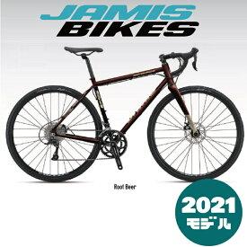 【2021年モデル】JAMIS(ジェイミス) RENEGADE S4(レネゲイドS4)RootBeer【プロの整備士による整備組付済】シクロクロスバイク