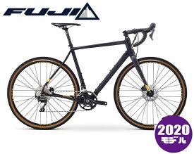 【2020年モデル】FUJI (フジ) JARI CARBON 1.1(ジャリカーボン1.1)【プロの整備士による整備組付済】【丸太町店(スポーツ専門)展示中】シクロクロスバイク