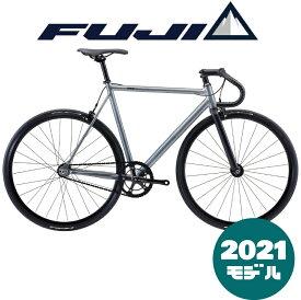 【2021年モデル】FUJI (フジ) TRACK ARCV (トラックアーカイブ) DOUBLE METAL (ダブルメタル)シングルスピード ピスト トラックバイク【プロの整備士による整備組付済】【丸太町店(スポーツ専門)】シングルバイク