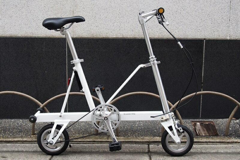 【中古】PACIFIC CYCLES(パシフィックサイクルズ) CARRYME(キャリーミー)【プロの整備士による整備組付済】クロスバイク