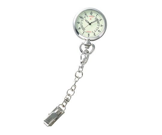 アズワン ナビス ナースウォッチ パルスメーター付 懐中時計 NSW-130 (7-4319-01)