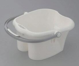 足浴器 リラックス足湯 2503 ホワイト 13L (8-3780-01)