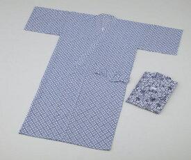 Yamato/大和工場 ご遺体用ガーゼ寝巻き 男性 LL 676177 (8-9607-03)※柄の指定はできません