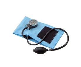 ケンツメディコ アネロイド血圧計 No.500 スカイブルー 0500B014 (0-7211-02)