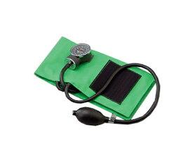 ケンツメディコ アネロイド血圧計 No,500 グリーン 0500B012 (0-7211-03)